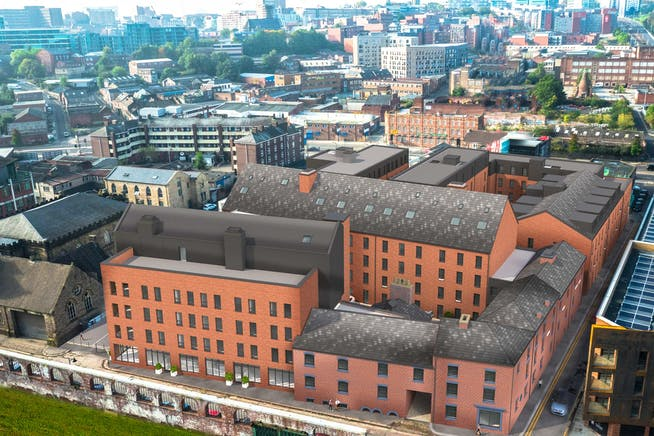 Dun Works, Green Lane, Sheffield, Offices For Sale - Dun Works - Image 2.jpg