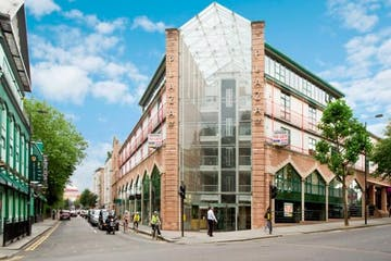 The Plaza - Unit 124, 535 King's Road, Chelsea, Office To Let - 2.jpg