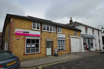 Suite 1, Petersfield, Office To Let - Suite One Front.JPG