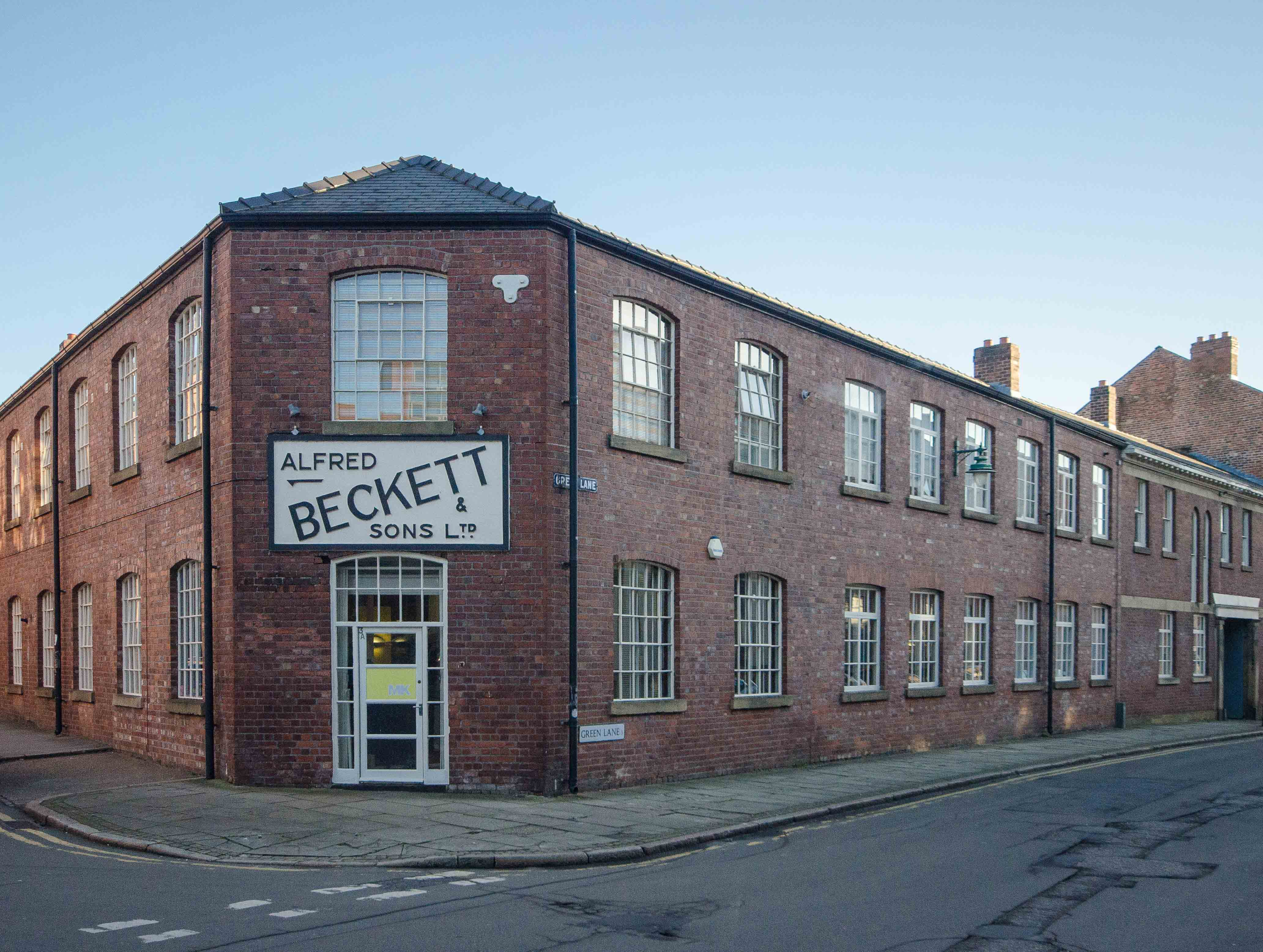 Brooklyn Works, Sheffield, Offices To Let - external 1