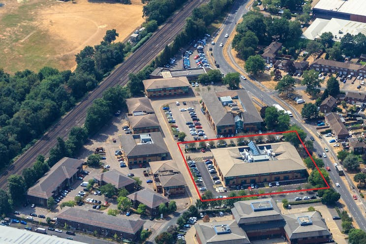 Unit 1 Genesis Business Park, Woking, Offices To Let - New aerial 2 for brochure.jpg
