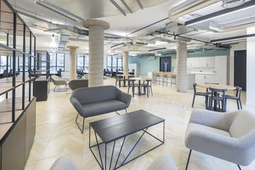 Farringdon Point, 33 Farringdon Road, London, Offices To Let - Internal (1)