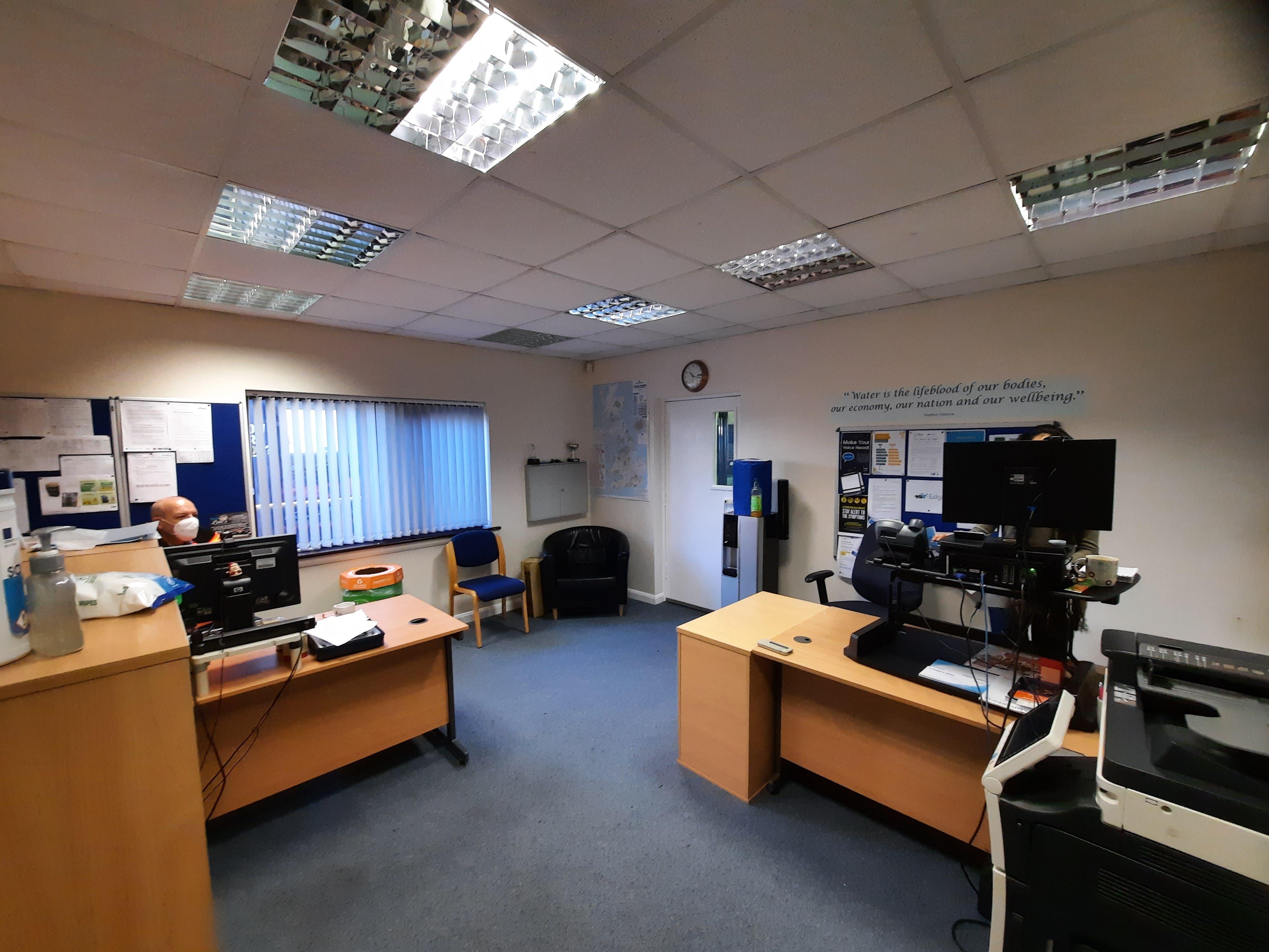 Conway House, Unit 11 Wheelbarrow Park, Marden, Office To Let - 20210121_101941.jpg