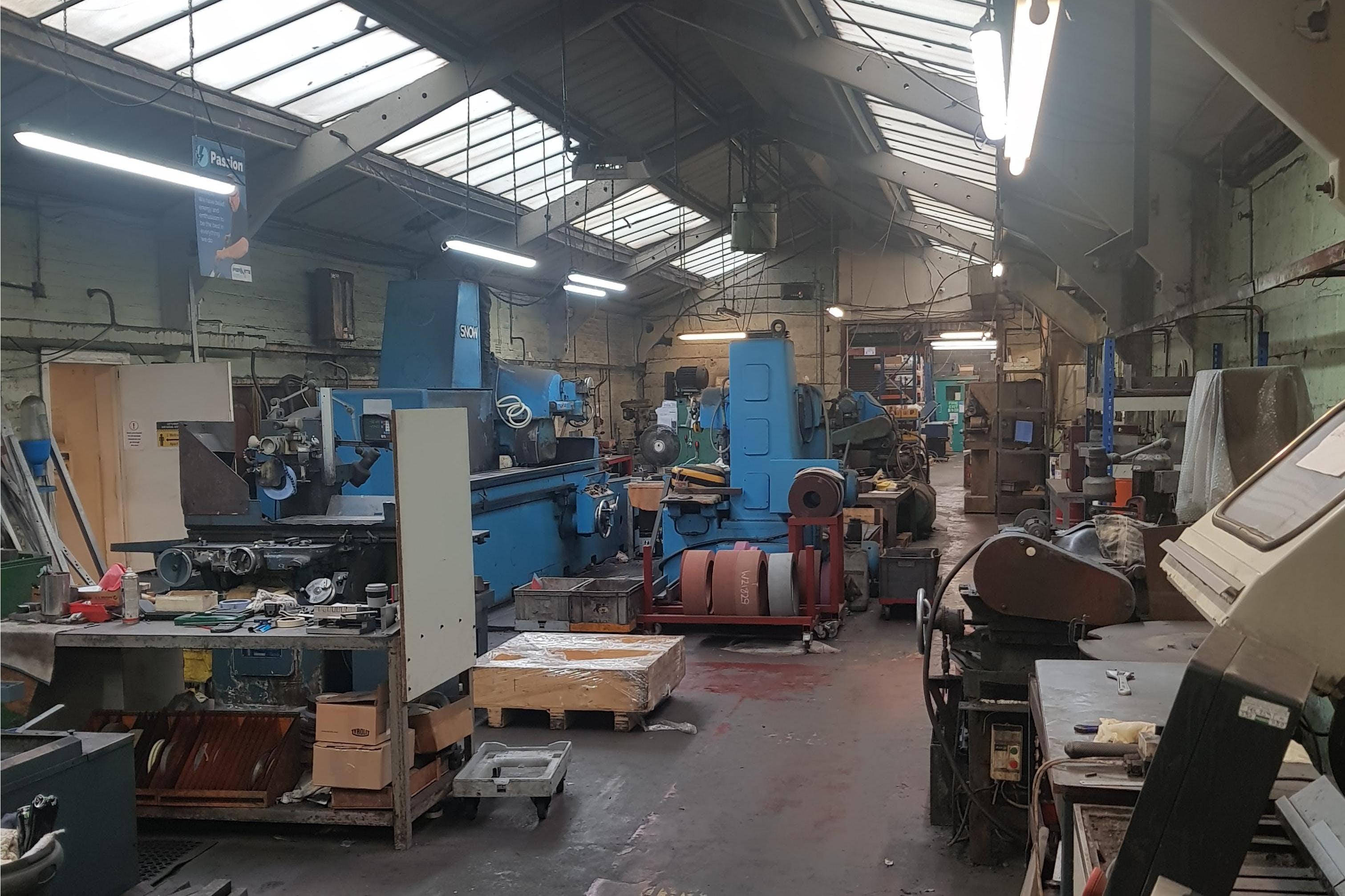 Fernite Works, Coleford Road, Sheffield, Industrial For Sale - Fernite - Internal 2.jpeg