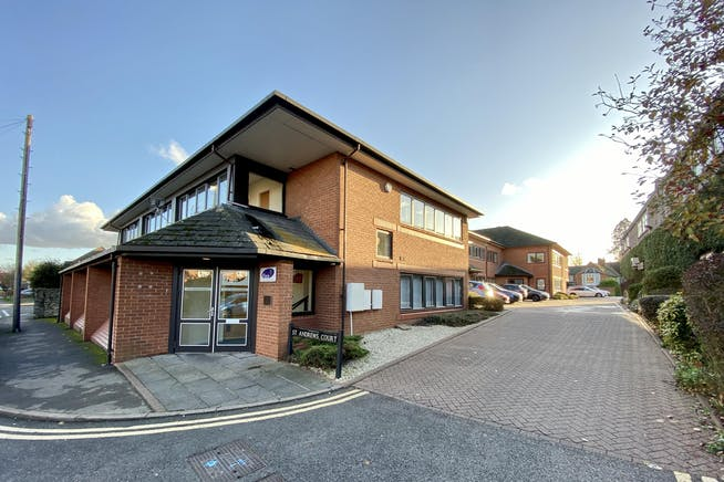3 St. Andrews Court, Thame, Office To Let - FRONT 3.jpg