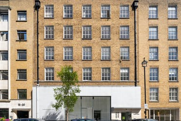 Orwell House, 16 - 18 Berners Street, London, Office To Let - _JSP6759_1618BernersStreetJSP.jpg - More details and enquiries about this property