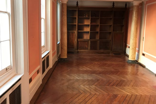 19 West Eaton Place, Belgravia, London, Office To Let - ground floor.jpg