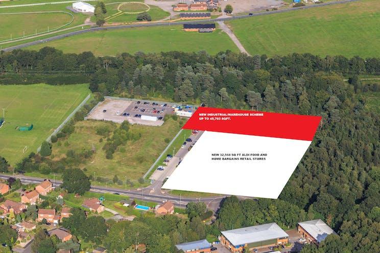 Beacon Hill Road, Fleet, Warehouse & Industrial, Development (Land & Buildings) To Let / For Sale - fleet2 AHB.jpg