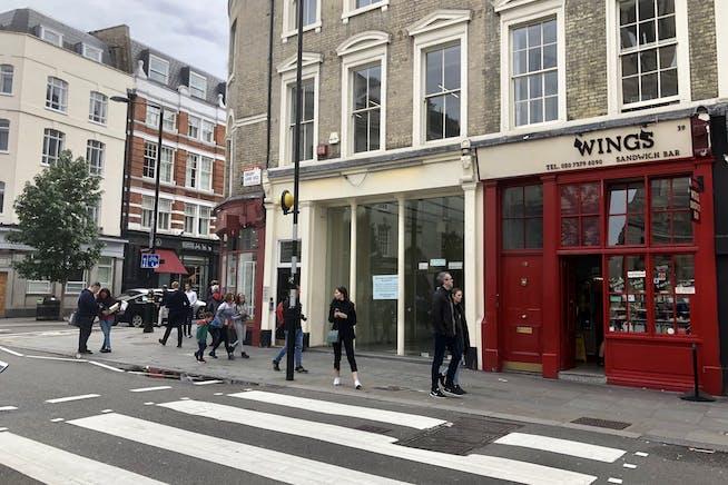 40 Drury Lane, London, Retail To Let - IMG_5543.jpg