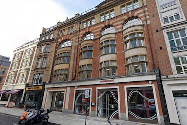 100 Wigmore Street, London, Office To Let - Exterior.JPG - More details and enquiries about this property