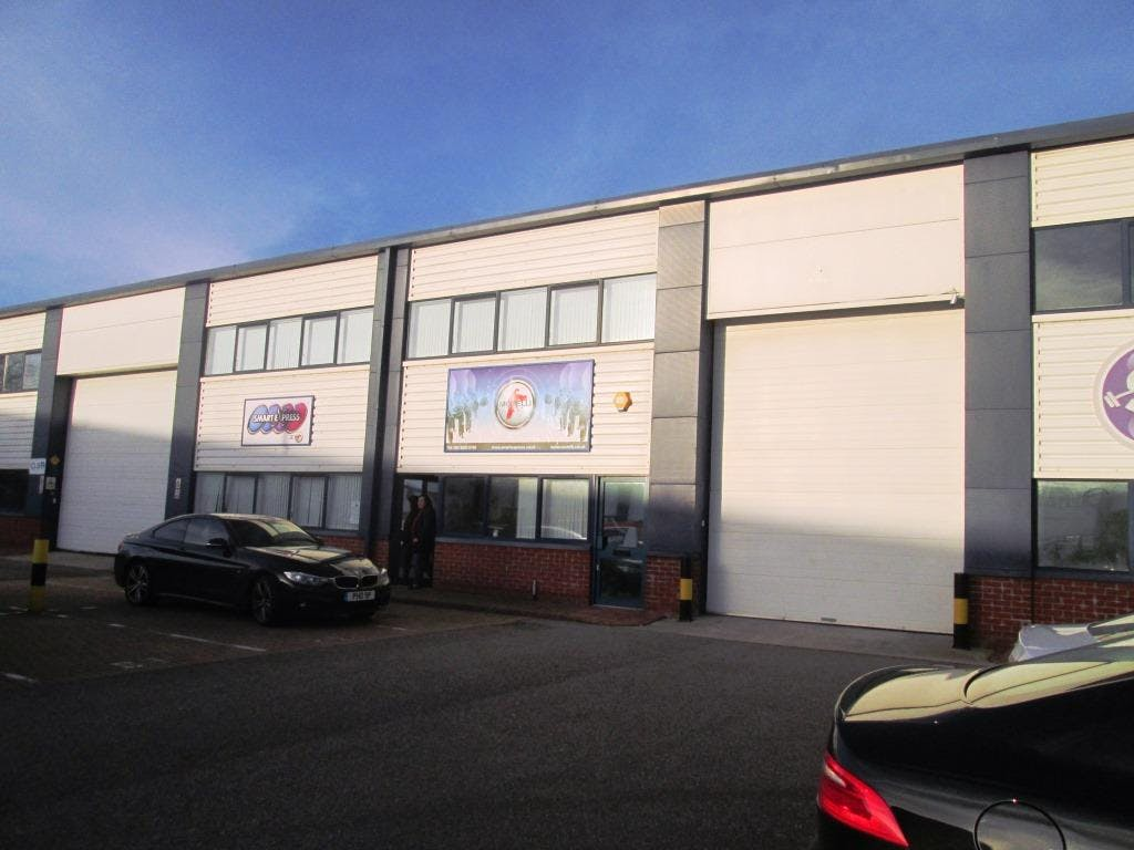 Unit B4 Mountbatten Business Park, Portsmouth
