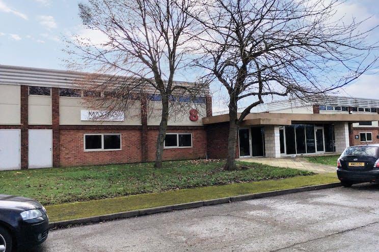 Unit 8 Suttons Business Park, Suttons Park Avenue, Reading, Industrial To Let - External Photo
