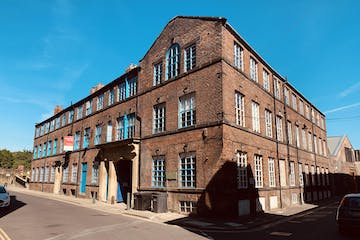 Wharncliffe Works: Rear Office, 86 Green Lane, Sheffield, Offices To Let - Wharncliffe - Sunshine Photo.jpg