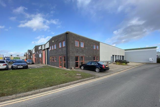 Unit 1, Field End, Crendon Industrial Park, Long Crendon, Industrial To Let - FRONT 1.JPG
