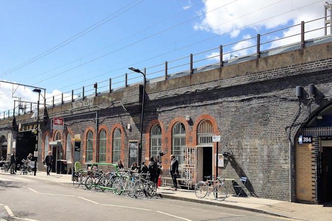 London Fields Station, 392-393 Mentmore Terrace, London Fields, Industrial / Retail / Leisure To Let - IMG_3171 - External.jpg