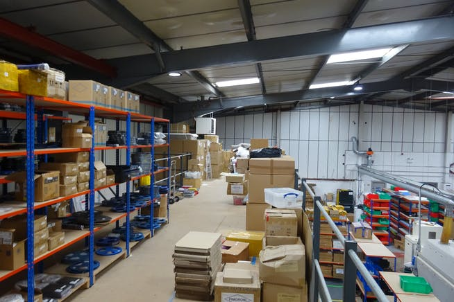 2 Manton Street, Sheffield, Warehouse & Industrial / Offices To Let - Mezzanine.JPG