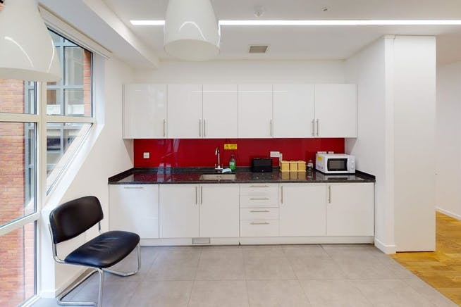 65 Chandos Place, London, Offices To Let - 2nd Kitchen