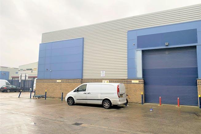 Unit 16, Linford Street Business Estate, Battersea, Industrial To Let - Unit 16.JPG