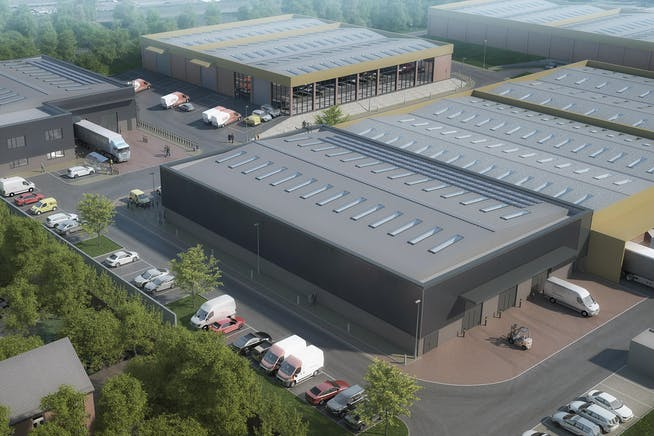 Unit 25 Garrick Industrial Estate, Hendon, London, Industrial To Let - 19381_102_Elevated_Diagonal_05.jpg