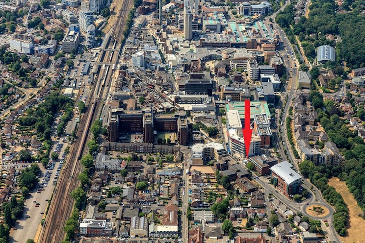 Site Formerly Known as Trizancia House, 74 Chertsey Road, Woking, Development (Land & Buildings) For Sale - xxxx..jpg