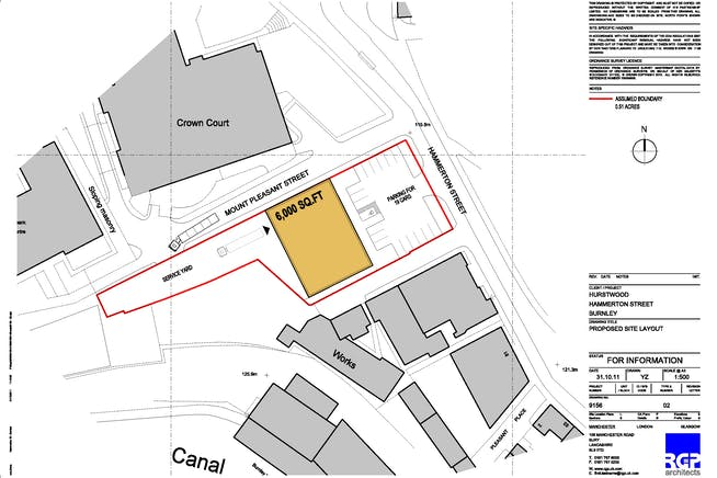 Hammerton Street, Burnley, Industrial For Sale - Site Plan.jpg