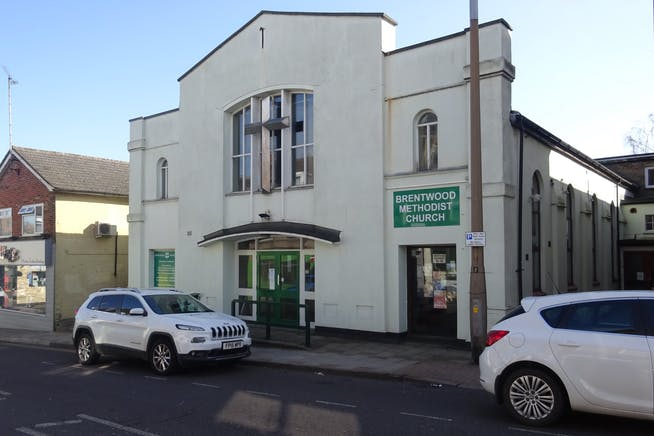 Brentwood Methodist Church, Warley Hill, Brentwood, Development (Land & Buildings) / Offices / Suis Generis (other) / Restaurant / Retail For Sale - Brentwood_Methodist_Church_For_Sale_Essex_Brentwood.jpg