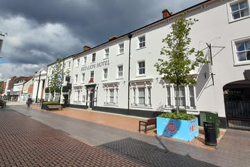 Red Lion Hotel, London Street, Basingstoke, Offices / Retail To Let - Front Main.jpg