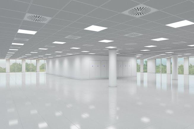 Pinehurst Square 110, Farnborough Business Park, Farnborough, Offices To Let - 110 Office View without Carpet  200916.jpg