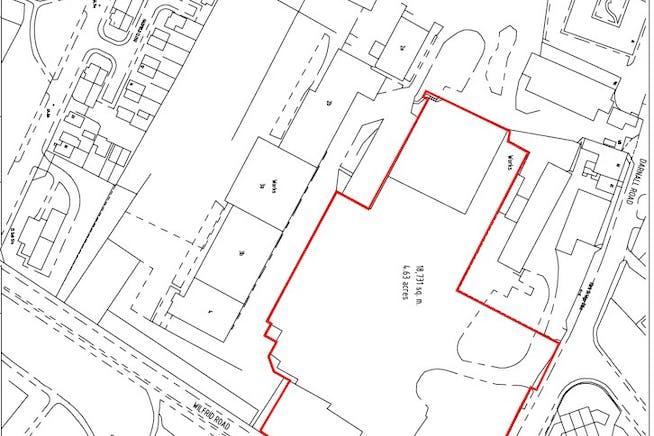 Darnall Works, Darnall Road, Sheffield, Development (Land & Buildings) / Open Storage Land For Sale - Plan - Darnall Works.jpg