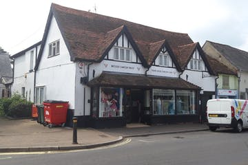 1-3 High Street, Overton, Retail To Let - Image 1