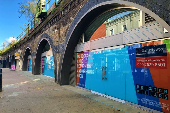 Unit 10 (Arch 575), Brixton Station Road, Brixton Pillars, Brixton, Leisure To Let - Rest External - 2 .jpg