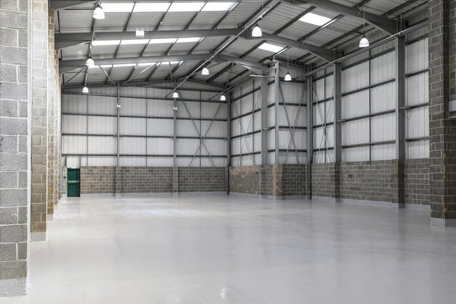 Unit 6 Falcon Park Industrial Estate, Neasden, Industrial To Let - Falcon unit 6 internal ii.jpg