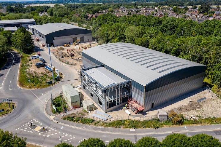 Unit 1 Total Park, Theale, Reading, Industrial To Let / For Sale - TotalPark05.jpg