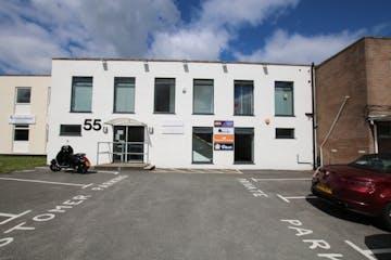 Suite B, 55 Cobham Road, Wimborne, Office To Let - IMG_1569.JPG