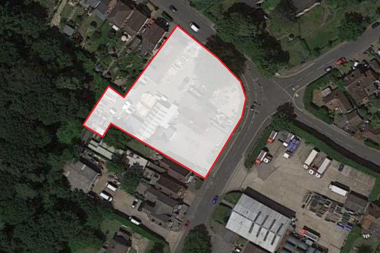 Travis Perkins Site, Brox Road, Ottershaw, Development (Land & Buildings) / Investment Property / Warehouse & Industrial For Sale - map2.JPG