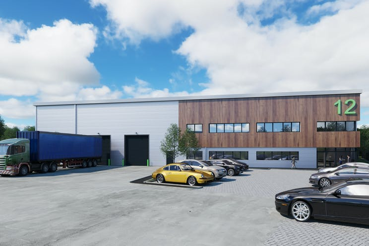 UNITS 1 & 2 - Wells Point, Gatton Park Business Centre, Redhill, Warehouse & Industrial To Let / For Sale - Redhill CGI 1 - high res.jpg