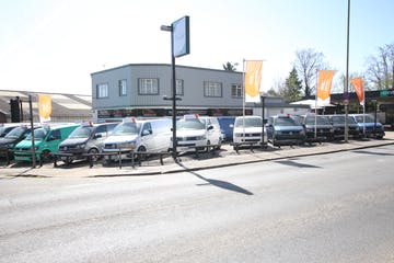Unit 1 Caesars Camp Garage, Farnborough Road, Aldershot, Retail / Warehouse & Industrial / Trade Counter To Let - IMG_1044.JPG