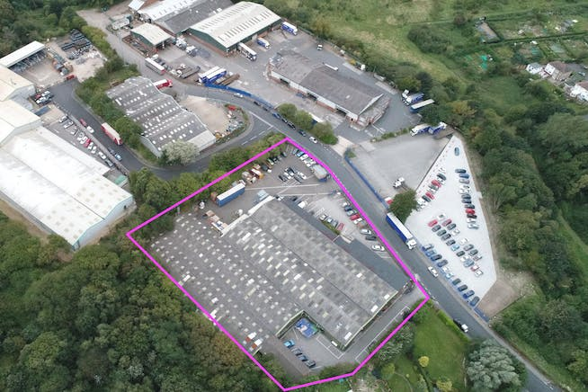 Birley Vale, Sheffield, Offices / Industrial To Let / For Sale - Aerial 1.JPG