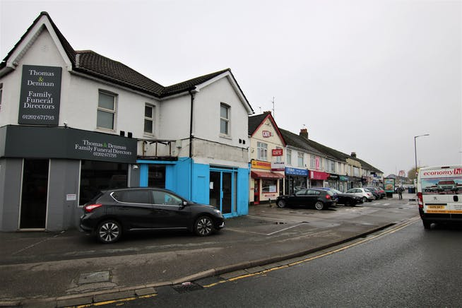 327 Wallisdown Road, Poole, Office, Retail & Leisure To Let - Front.jpg