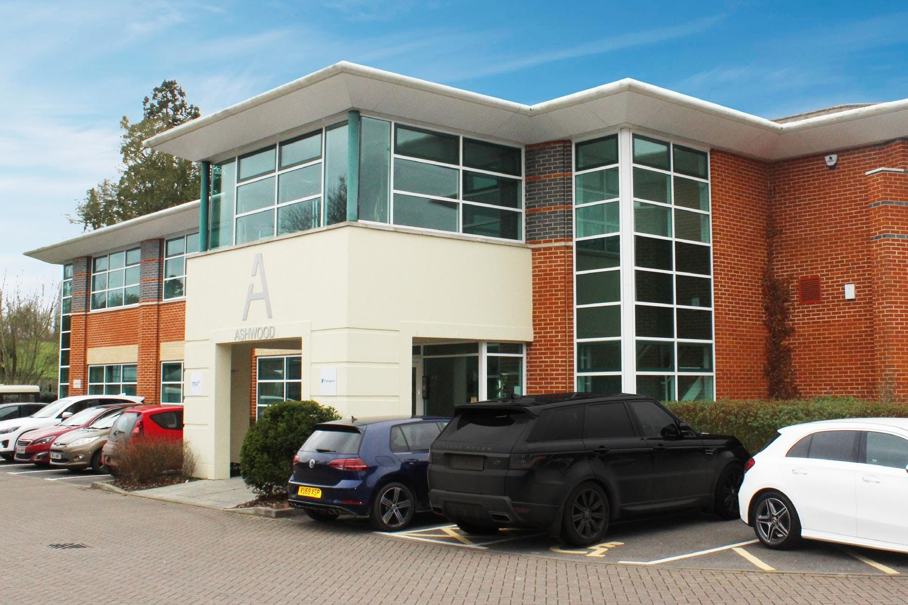 Ashwood, Grove Park, Maidenhead, Office To Let - Exterior.jpg