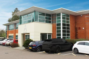 Ashwood, Grove Park, Maidenhead, Offices To Let - Exterior.jpg