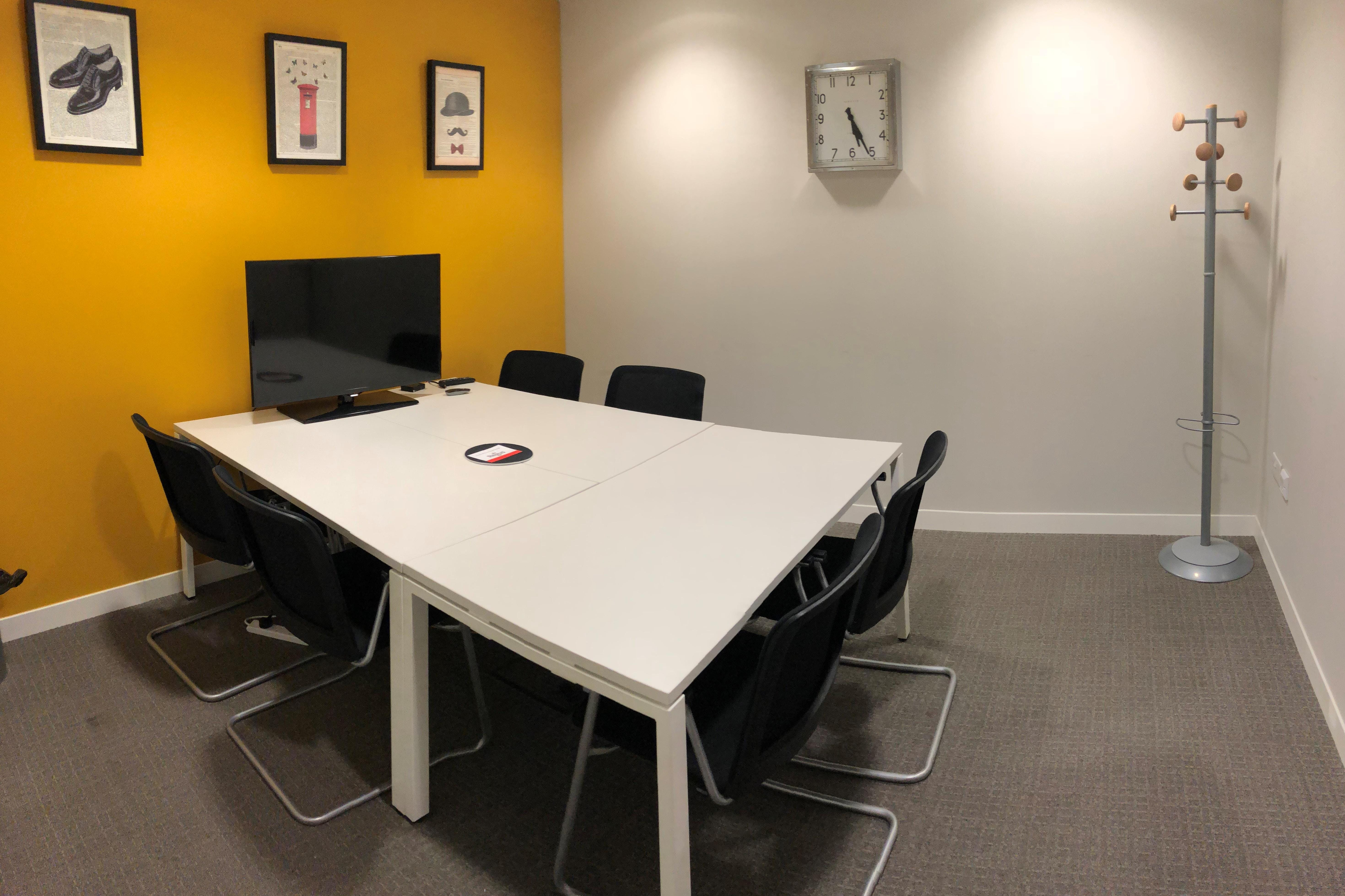 Regus at The Balance, 2 Pinfold Street, Sheffield, Offices To Let - Free meeting room.jpg