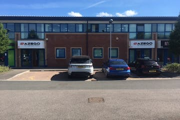Units 8 & 9, Theale Lakes Business Park, Reading, Office To Let - ExternalPicture.JPG