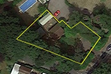 Mill Cottage, Ascot, Development For Sale - Aerial Photograph