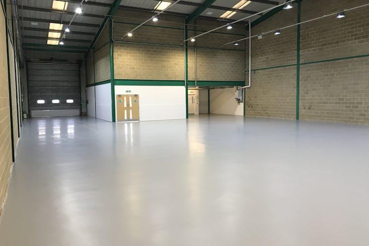 Unit 7 Springlakes Industrial Estate, Deadbrook Lane, Aldershot, Warehouse & Industrial To Let - warehouse 1