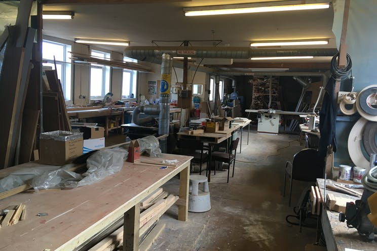 1a Beatrice Road, Southsea, Office, Industrial, Development  To Let / For Sale - 1st Floor Workshop.jpeg