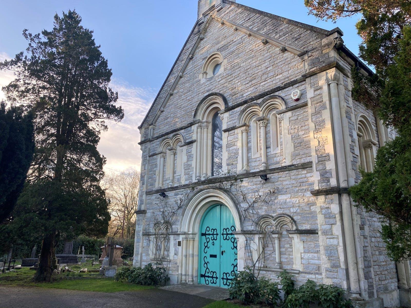 The Design Chapel, Southampton, Office To Let - chapel 4.jpg