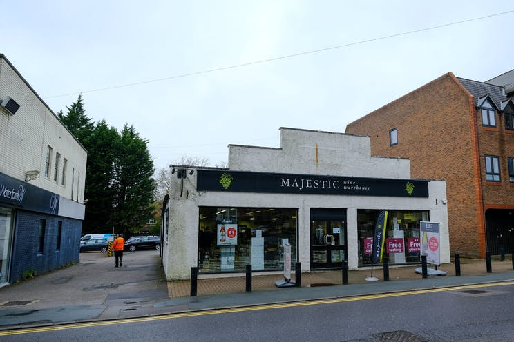 84-100, Park Street, Camberley, Development (Land & Buildings) / Investment Property / Offices / Retail For Sale - 8488 Majestic front.jpg