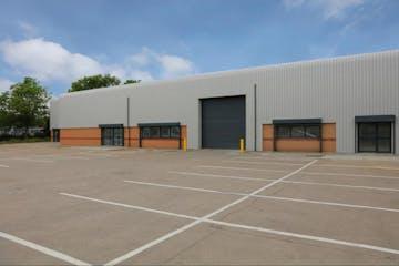 Unit 2 Blenheim Trade Centre, Blenheim Road, Epsom, Warehouse & Industrial To Let - External1.jpg