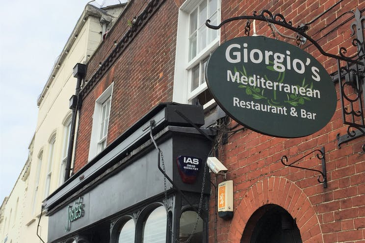 Merchants House, High Street, Southampton, Office To Let - Merhcants House - Giorgio's.jpg